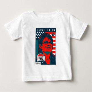 Sarah Palin Cover Poster Baby T-Shirt