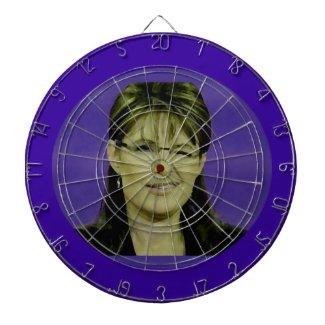 sarah palin dartboard