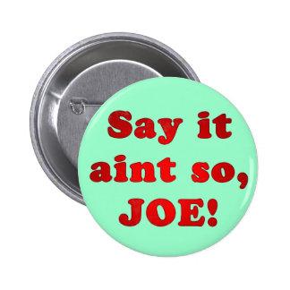 Sarah Palin Debate Button
