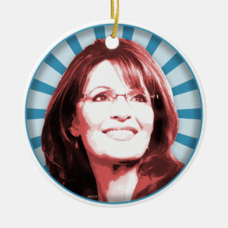 Sarah Palin Ornamentos Para Reyes Magos