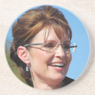 Sarah Palin Drink Coaster
