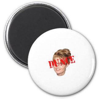 Sarah Palin Dunce Refrigerator Magnets