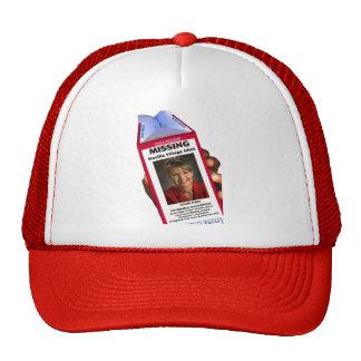 Sarah Palin - faltando Gorras De Camionero