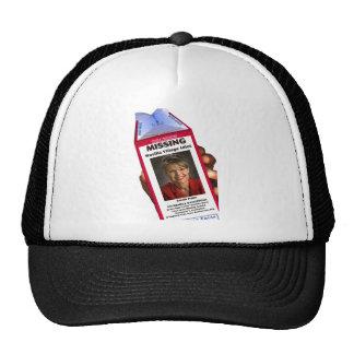 Sarah Palin - faltando Gorros