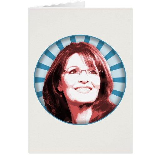 Sarah Palin Felicitacion