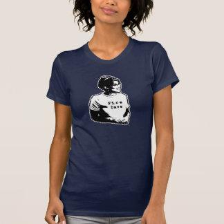 Sarah Palin Fire David Letterman Womens T-Shirt