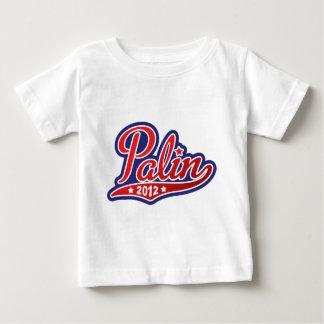Sarah Palin for President 2012 Baby T-Shirt