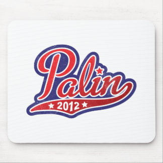 Sarah Palin for President 2012 Mouse Pad