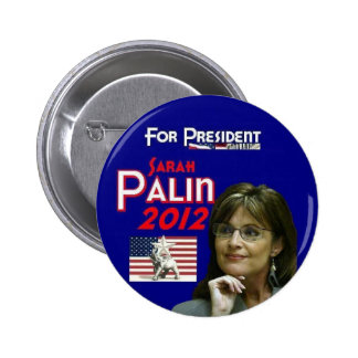Sarah Palin for President Buttons