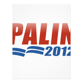 Sarah Palin for President Personalized Flyer