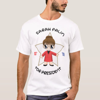 Sarah Palin For President T-Shirt