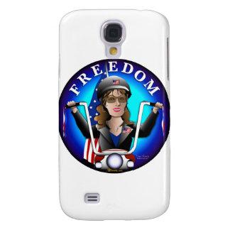 Sarah Palin Freedom Galaxy S4 Cases