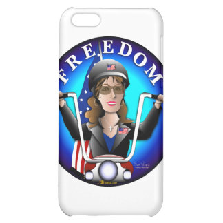 Sarah Palin Freedom iPhone 5C Covers
