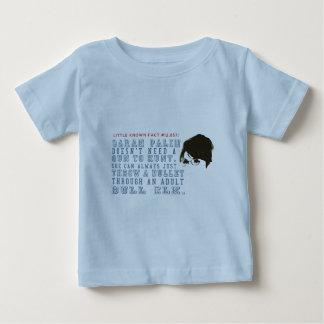 Sarah Palin Funny Baby T-Shirt