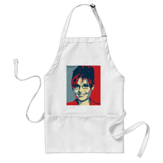 Sarah Palin - Glass Ceiling: OHP Apron