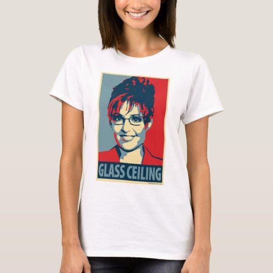 Sarah Palin - Glass Ceiling: OHP Ladies Top