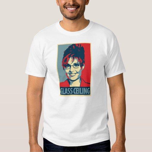 Sarah Palin - Glass Ceiling: OHP T-Shirt