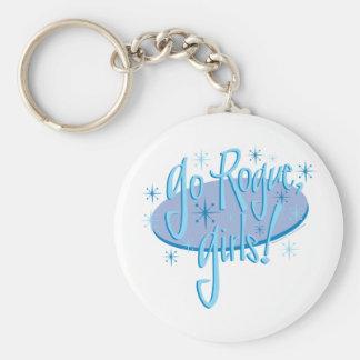 Sarah Palin/Go Rogue Keychain