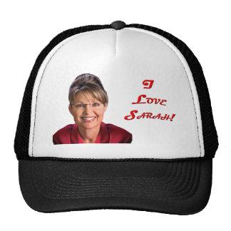 Sarah Palin Trucker Hats