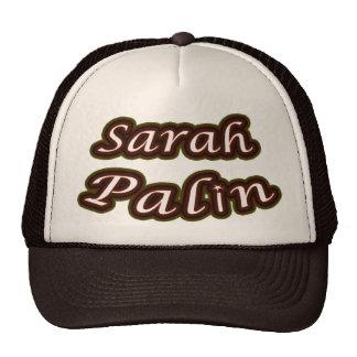 Sarah Palin Mesh Hat
