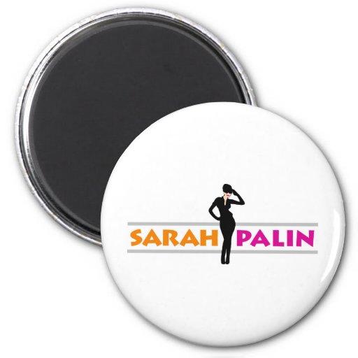 Sarah Palin Imanes De Nevera