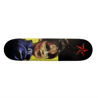 Sarah Palin Is a Hottie on my Board! Skateboard Deck