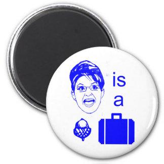 Sarah Palin is a Nut Case Magnet
