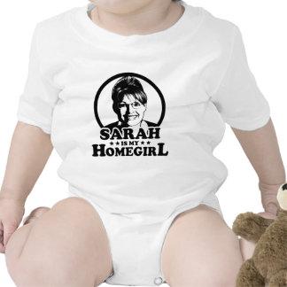 Sarah Palin Is My Homegirl Baby Creeper