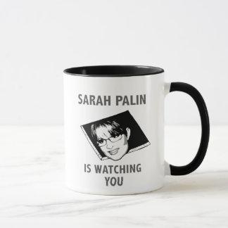 Sarah Palin Is Watching You! Mug