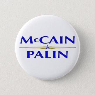 Sarah Palin John McCain button