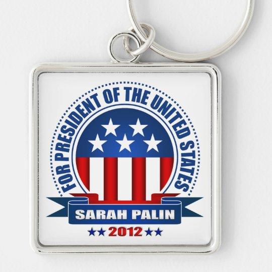 Sarah Palin Keychain