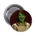 Sarah Palin la bruja Pin
