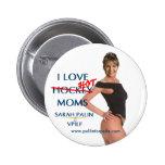 Sarah Palin - las mamáes calientes del amor de I ( Pins