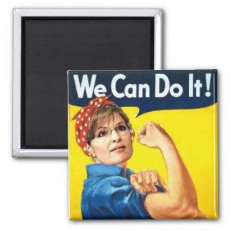 Sarah Palin Fridge Magnets