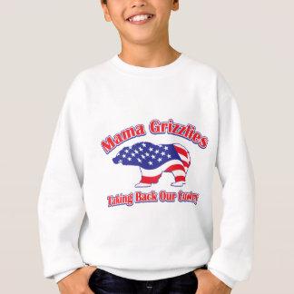 Sarah Palin Mama Grizzlies Sweatshirt