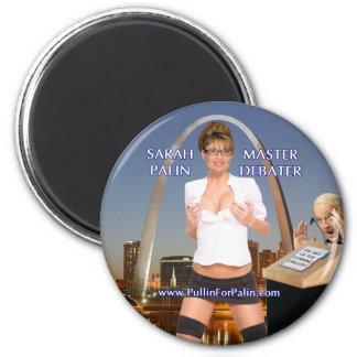 Sarah Palin - Master Debater Magnet