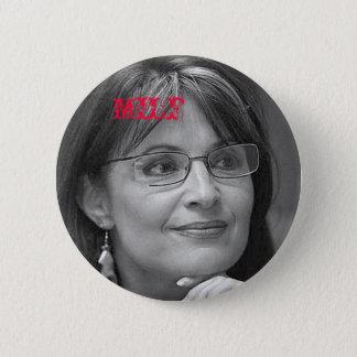 Sarah Palin MILF Button