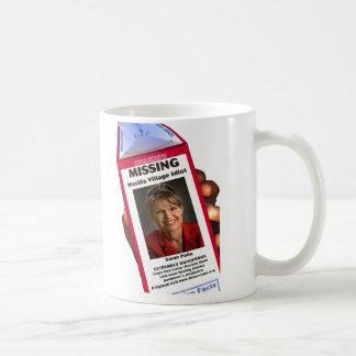 Sarah Palin - Missing Coffee Mugs