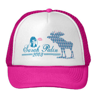 Sarah Palin Moose Hat