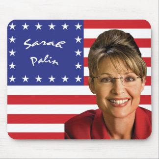 Sarah Palin Mouse Pad