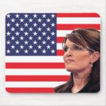 Sarah Palin Mousepads Tapetes De Ratones