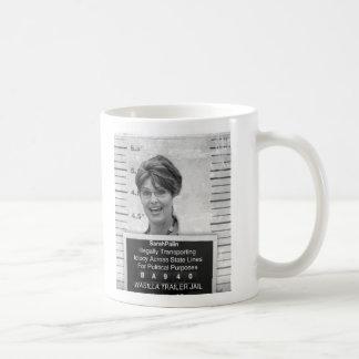 Sarah Palin Mugshot Mug