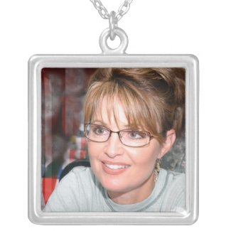 Sarah Palin Necklaces necklace