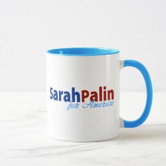 Sarah Palin para América Taza