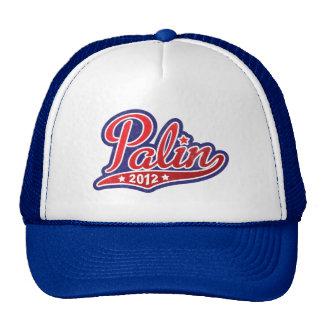 Sarah Palin para el presidente 2012 Gorra