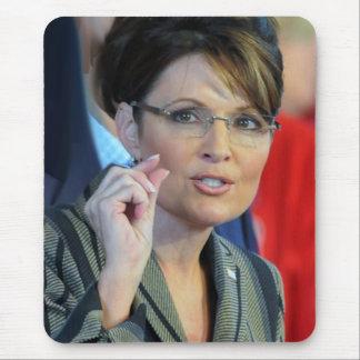 Sarah Palin Photographs Mouse Pad