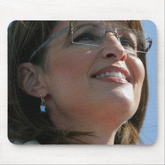 Sarah Palin Photos Mouse Pad
