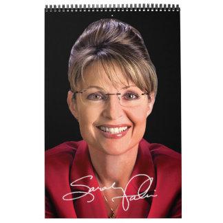 Sarah Palin Pictorial Calendars