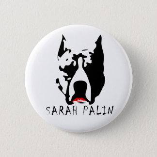 Sarah Palin Pinback Button