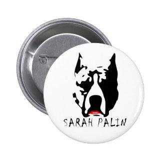 Sarah Palin Pinback Buttons